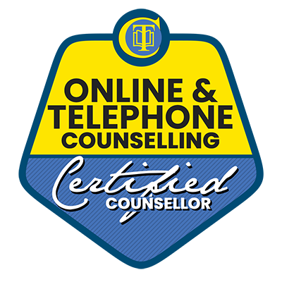 online telephone counselling certified